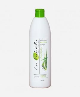 Бальзам La Fabelo Professional для сухих и окрашенных волос с экстрактом бамбука и пшеничной плацентой 500мл