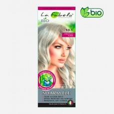 Крем-краска для волос био 50мл тон 10.1 La Fabelo Professional