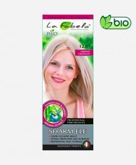 Крем-краска для волос био 50мл тон 12.01 La Fabelo Professional