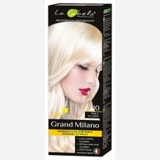 Платиновый блонд: крем-краска для волос био 100мл тон 10 La Fabelo Professional