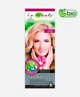 Крем-краска для волос био 50мл тон 8 La Fabelo Professional