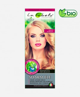 Крем-краска для волос био 50мл тон 9 La Fabelo Professional