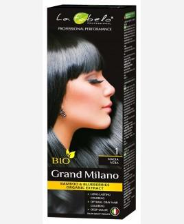 Крем-краска для волос био 100мл тон 1 La Fabelo Professional