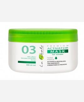 Маска La Fabelo Premium 03 Activator активатор роста волос 300мл