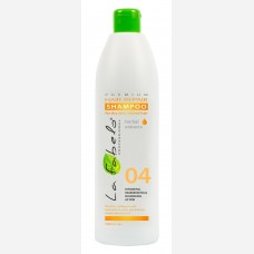 Шампунь La Fabelo Premium 04 Hair Repair восстановление для сухих и окрашенных волос 500мл